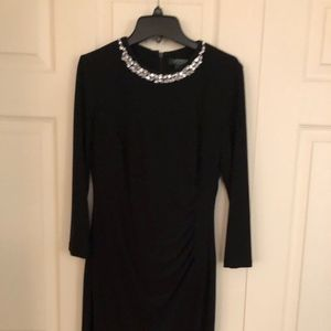 Lauren Ralph Lauren Black Dress